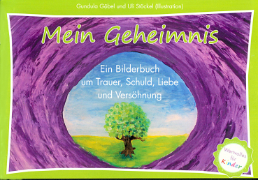 Front cover: Mein Geheimnis