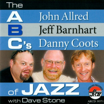 Front cover: The ABC's of Jazz
