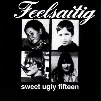 Front cover: sweet ugly fifteen