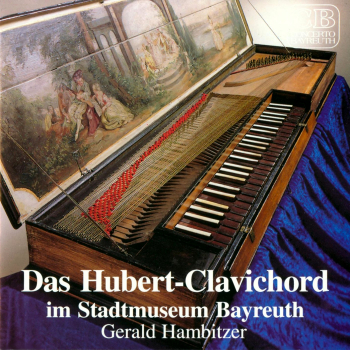 Front cover: Das Hubert-Clavichord im Stadtmuseum Bayreuth