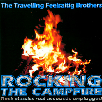 Front cover: Rocking The Campfire