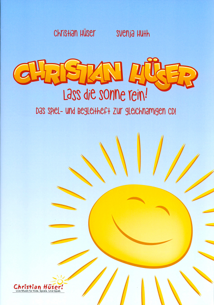 Front cover: Lass die Sonne rein!