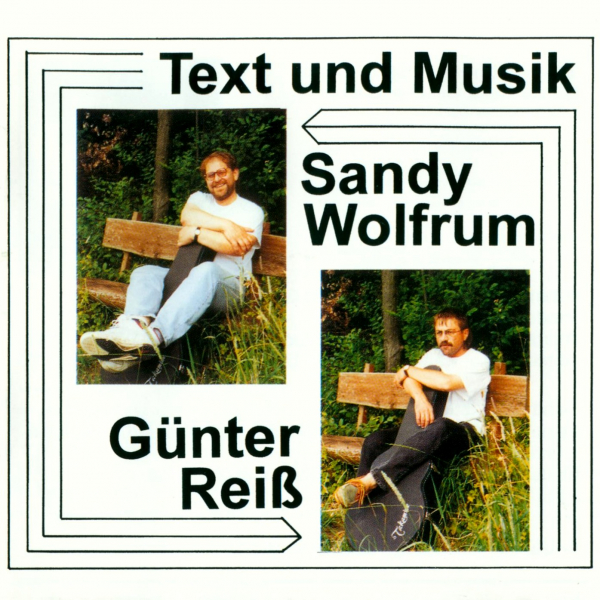 Front cover: Text und Musik
