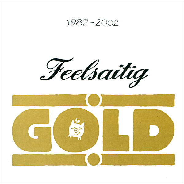 Front cover: Gold 1982 - 2002
