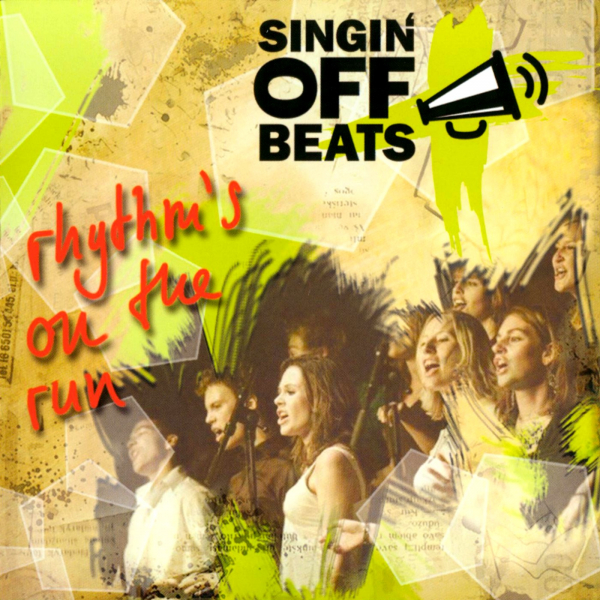 Front cover: rhythm's on the run