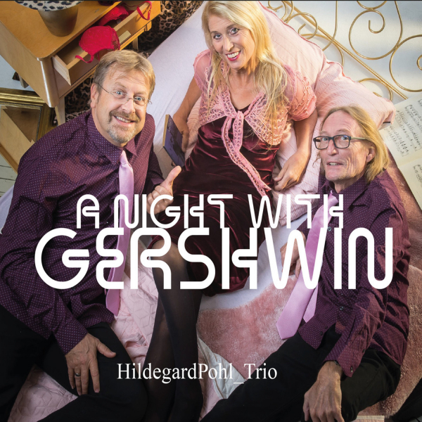 Front cover: A Night with Gershwin